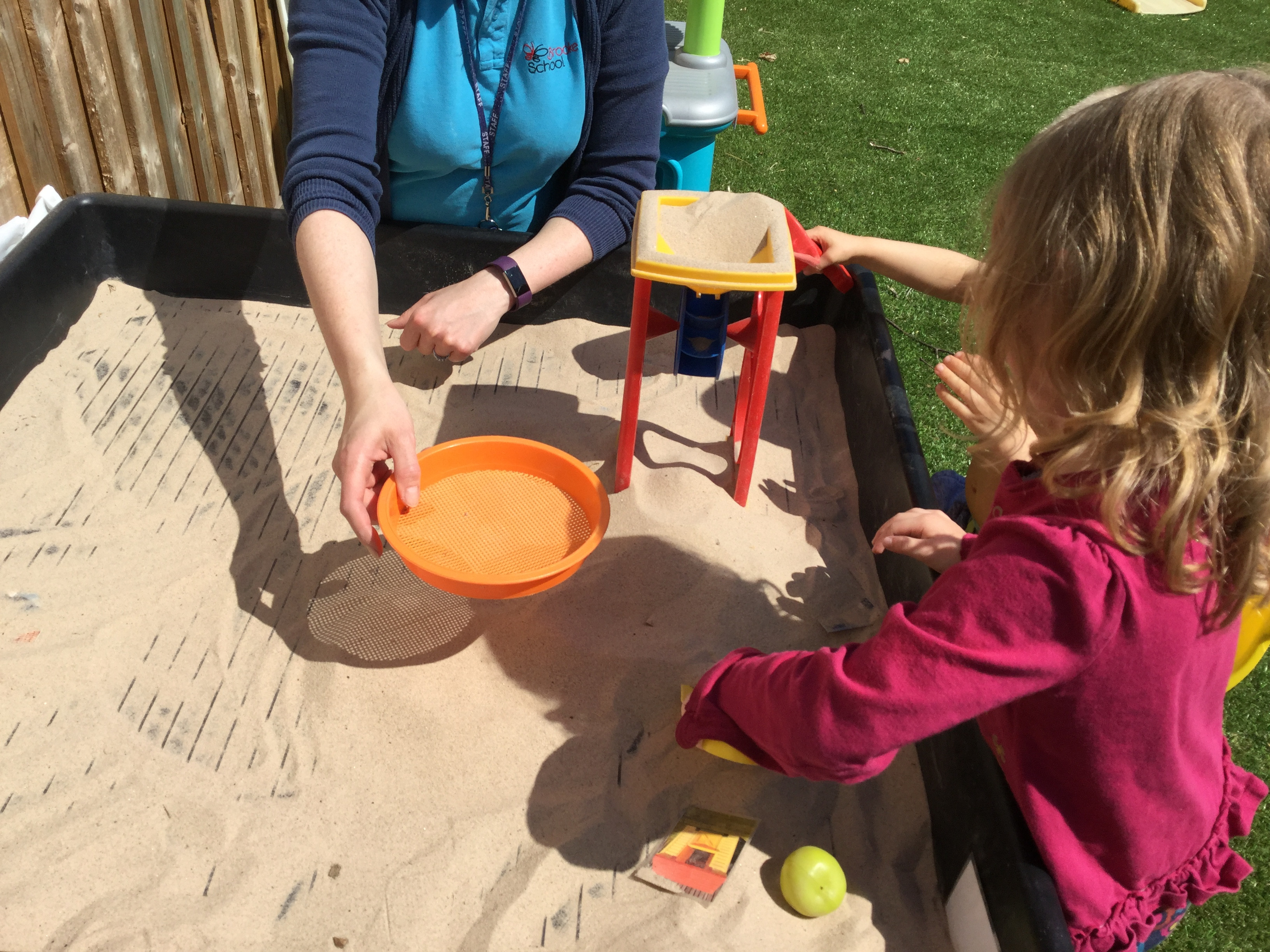 Friday Stay and Play 1.30-2.30pm