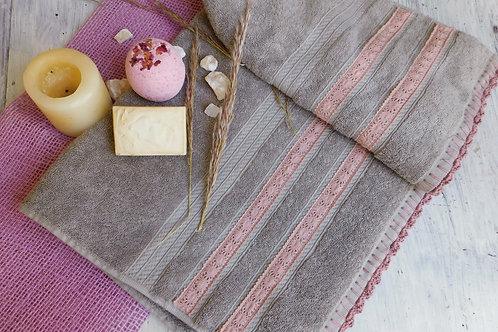 Pure cotton bath towel -  بشكير قطن