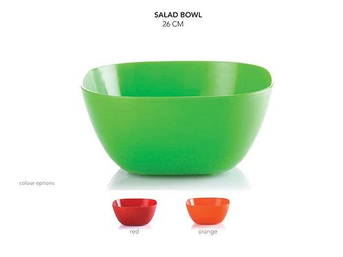 Plastic Plate, Salad Bowl 26 cm -بولة سلطه بلاستيك 26 سم