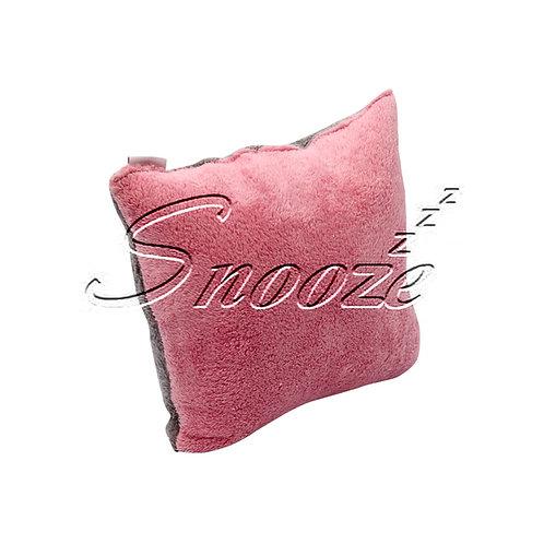 Fur Cushion Double face, 1 Pic -  خدادية مربعة, قطعة واحدة
