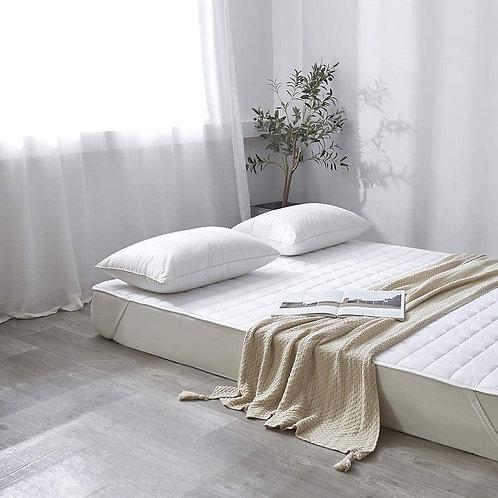 Fiber mattress protector-واقي مرتبة فايبر