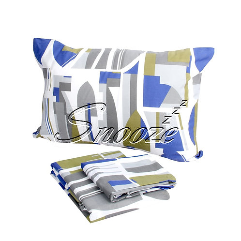 Flat bed set, Rainforest design- طقم ملاية عادية,تصميم رينفورست
