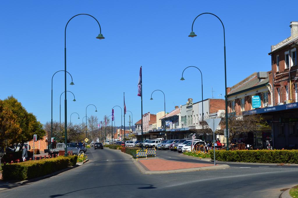 Henry Street, Quirindi