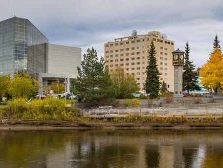 HOMEBUILDING HELPS ALASKA'S ECONOMIC RECOVERY