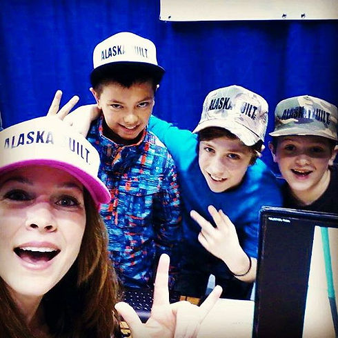 Hoping to see AlaskaBuilt® hats at the d
