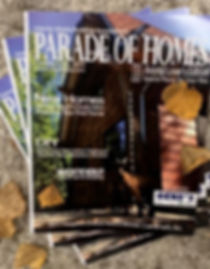 2019 Parade of Homes Magazine