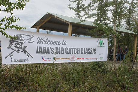 IABA'S BIG CATCH CLASSIC - Fairbanks Fishing Derby