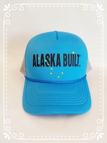 BOLD Official ALASKA BUILT.® Trucker Cap