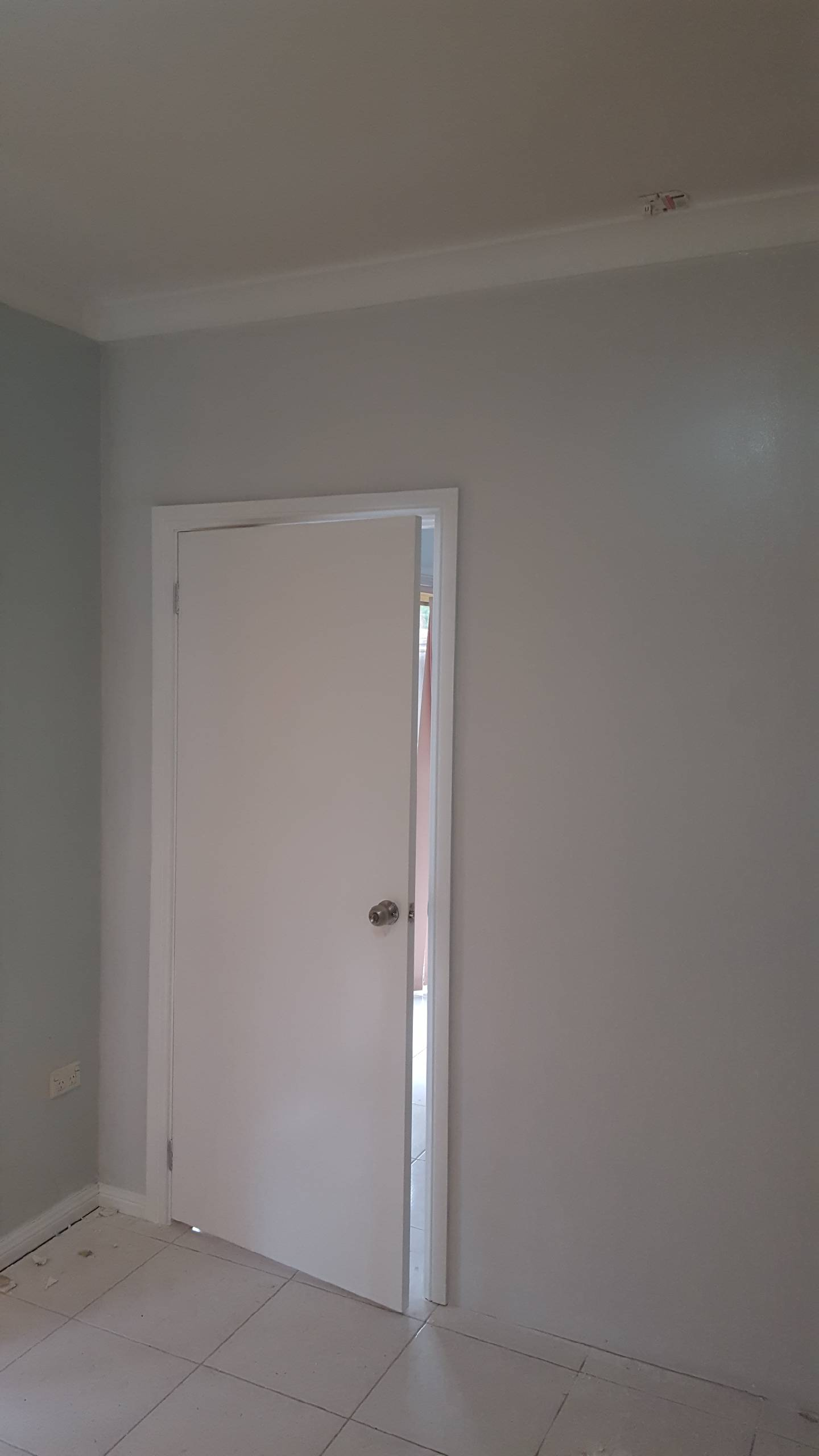 Wall With Door