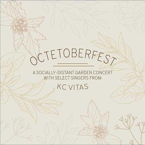 Octetoberfest (up to 5 guests per ticket)