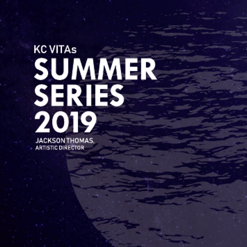 2019 Summer Series CD