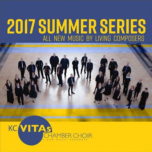 2017 Summer Series CD