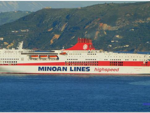Αλλαγές στα πλοία των Μινωικών Γραμμών