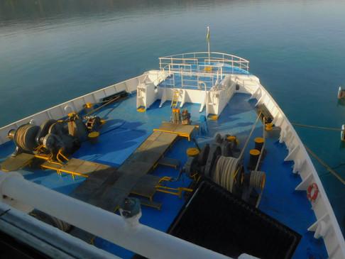 OLYMPUS:αναχώρηση στις 18:00 από το λιμάνι της Σούδας προς Πειραιά