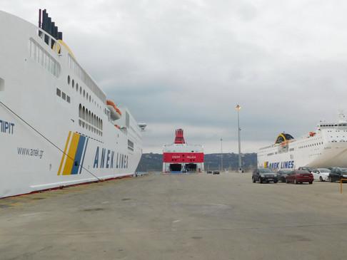 24ωρή απεργία σε όλες της κατηγορίες πλοίων την Πέμπτη 26 Νοεμβρίου