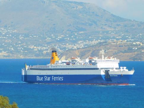 Ραντεβού στην Κρήτη με βραδινά και ημερήσια δρομολόγια από την ANEK LINES_BLUE STAR FERRIES.