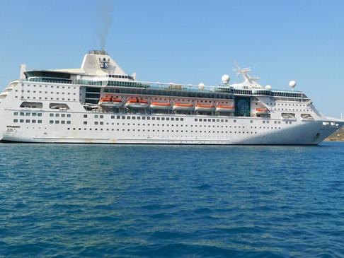 Στην ινδική Cordelia Cruises το Empress of the Seas