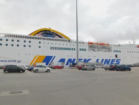 ΑNEK LINES:Το ταξίδι στα Χανιά αρχίζει εδώ