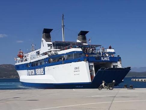 Ε/Γ Ο/Γ IONIS:ενημέρωση επιβατών για την απεργία της Π.Ν.Ο αύριο.