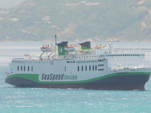Τέλος το πλοίο Olympus από το Ρέθυμνο!