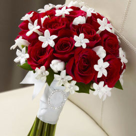 Love & Purity Bouquet