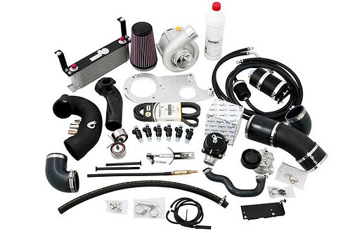 ACTIVE AUTOWERKE BMW 328I SUPERCHARGER KIT LEVEL 2 COMPLETE E36
