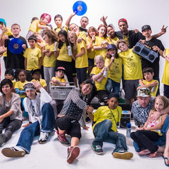 Creative Summers youth camp, 2014