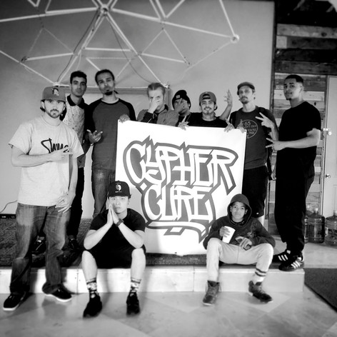 Cypher CURE youth cypher, 2016