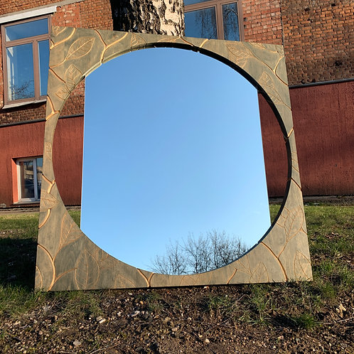"Зеркало ""Jungle"". Цена 990 рублей."