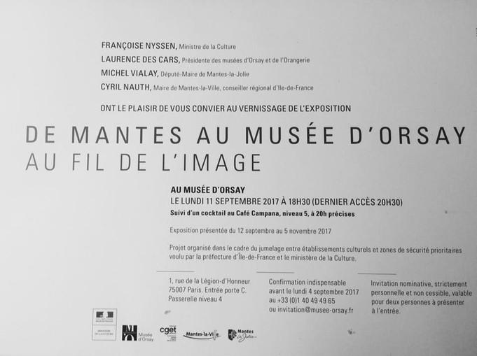 Projet Musée d'Orsay