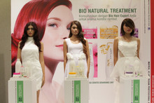 Raffles Surabaya partners in L'Oreal Matrix Biolage exclusive launching