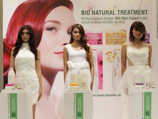 Raffles Surabaya partners in L'Oreal Matrix Biolage exclusive launching