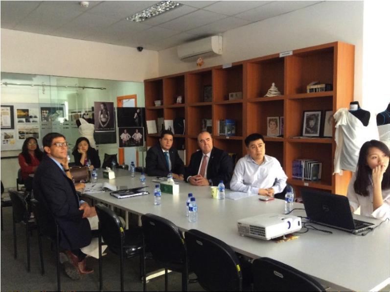 Raffles Medan for US Consulate