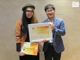 Raffles Designer shines in Uniform Design Competition