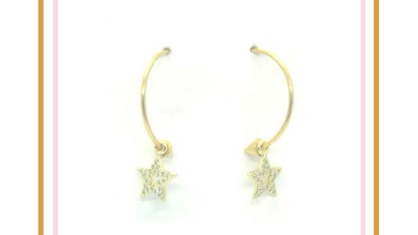 Twinkle Start Earrings
