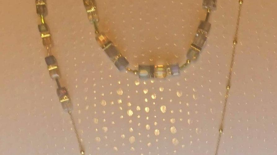 Becca 2 necklace set