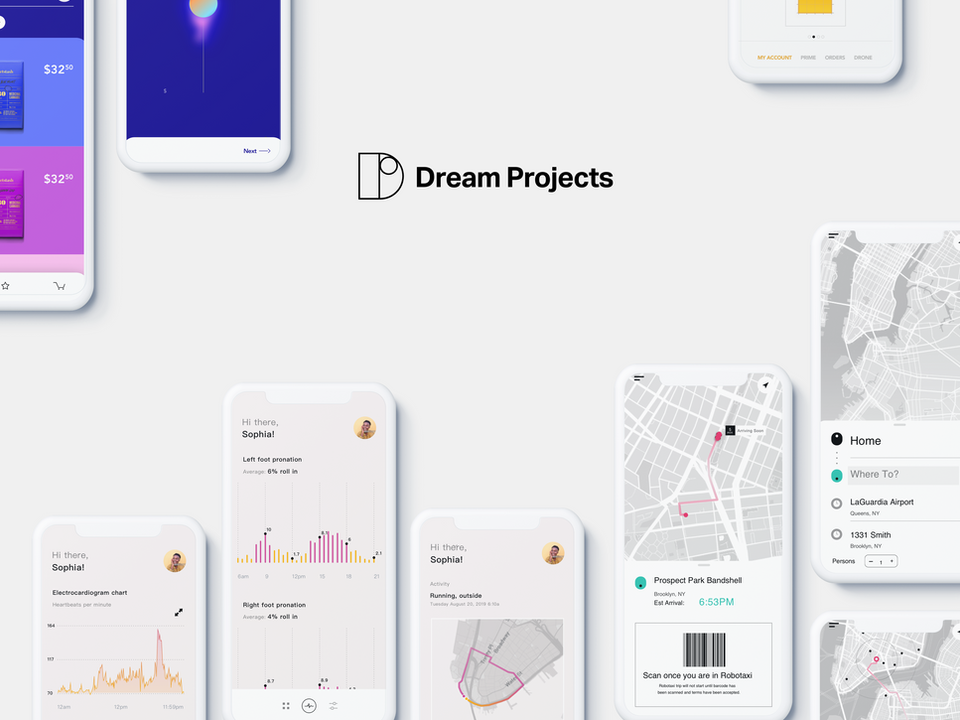 Dream Projects