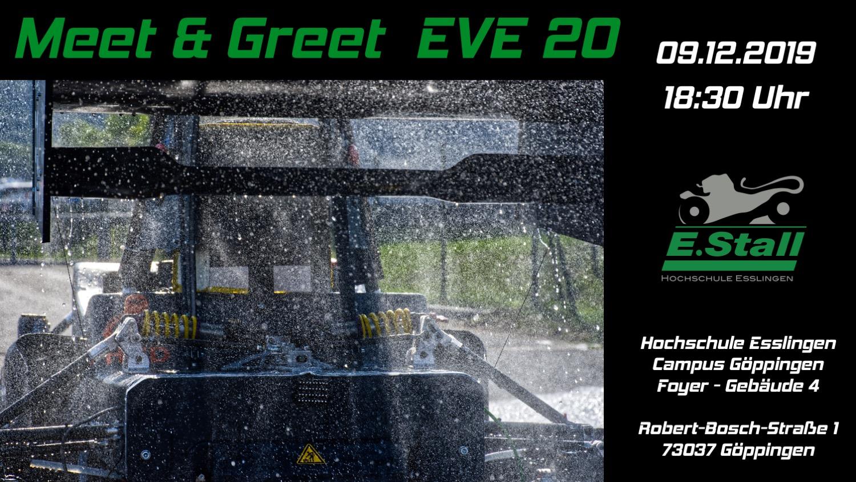 Meet & Greet 2019 - Einladung