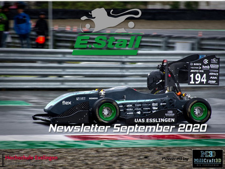 Newsletter September 2020