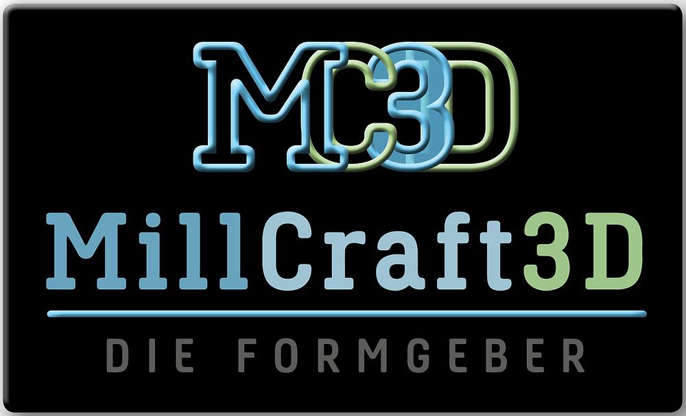 Logo MillCraft 3D