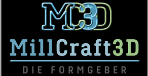 Hauptsponsor: MillCraft 3D