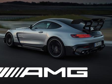 Platinsponsor: Mercedes - AMG