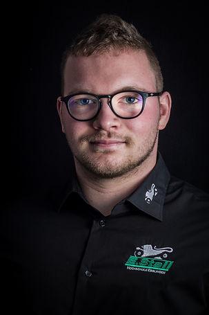 Carl Reuter E.Stall Esslingen Teamleiter Alumni