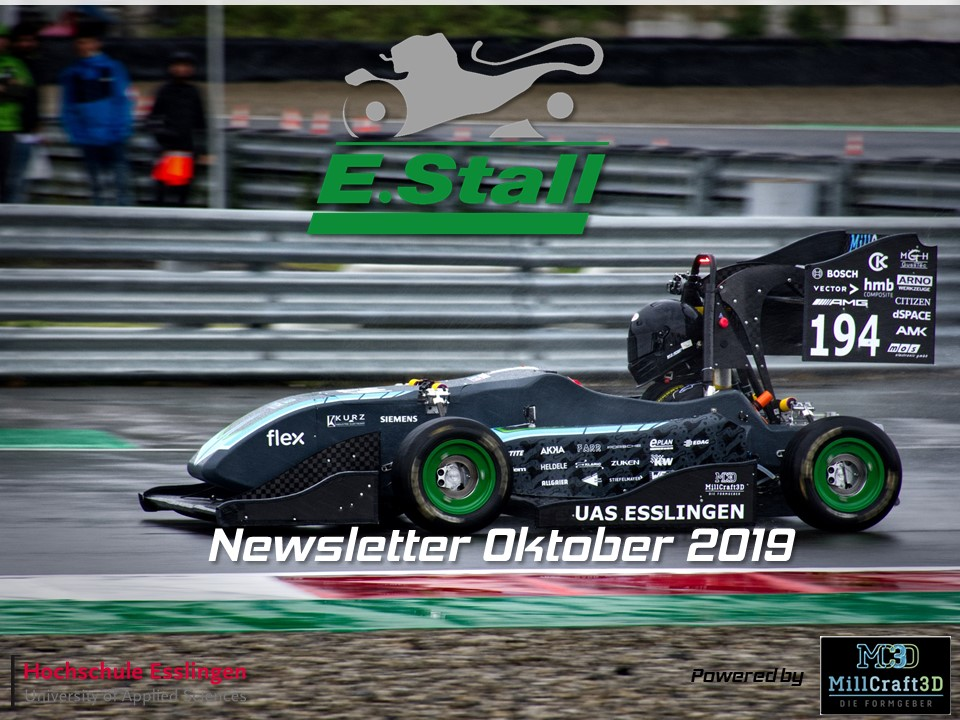 Newsletter 2019 - Titelseite