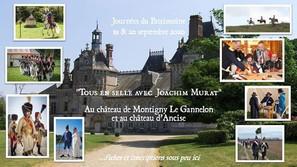 Château de Montigny-le-Gannelon 19 et 20 septembre 2020