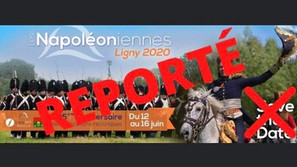 Annulation et report Ligny 2020