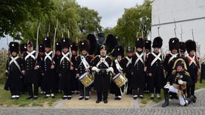 Aperçu de notre premier Bivouac de l'année 2020 au Mémorial de la bataille de Waterloo 1815