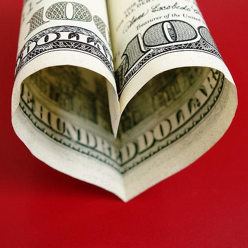 Guided MONEY Manifestation Meditation