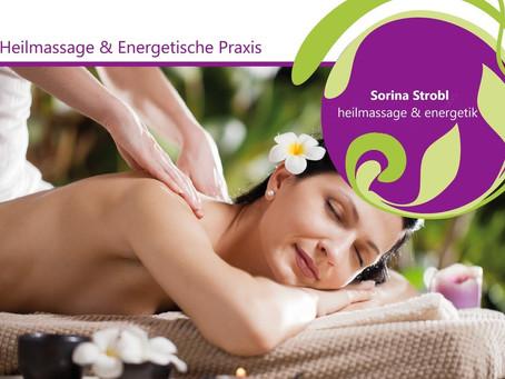 Entspannung Massage