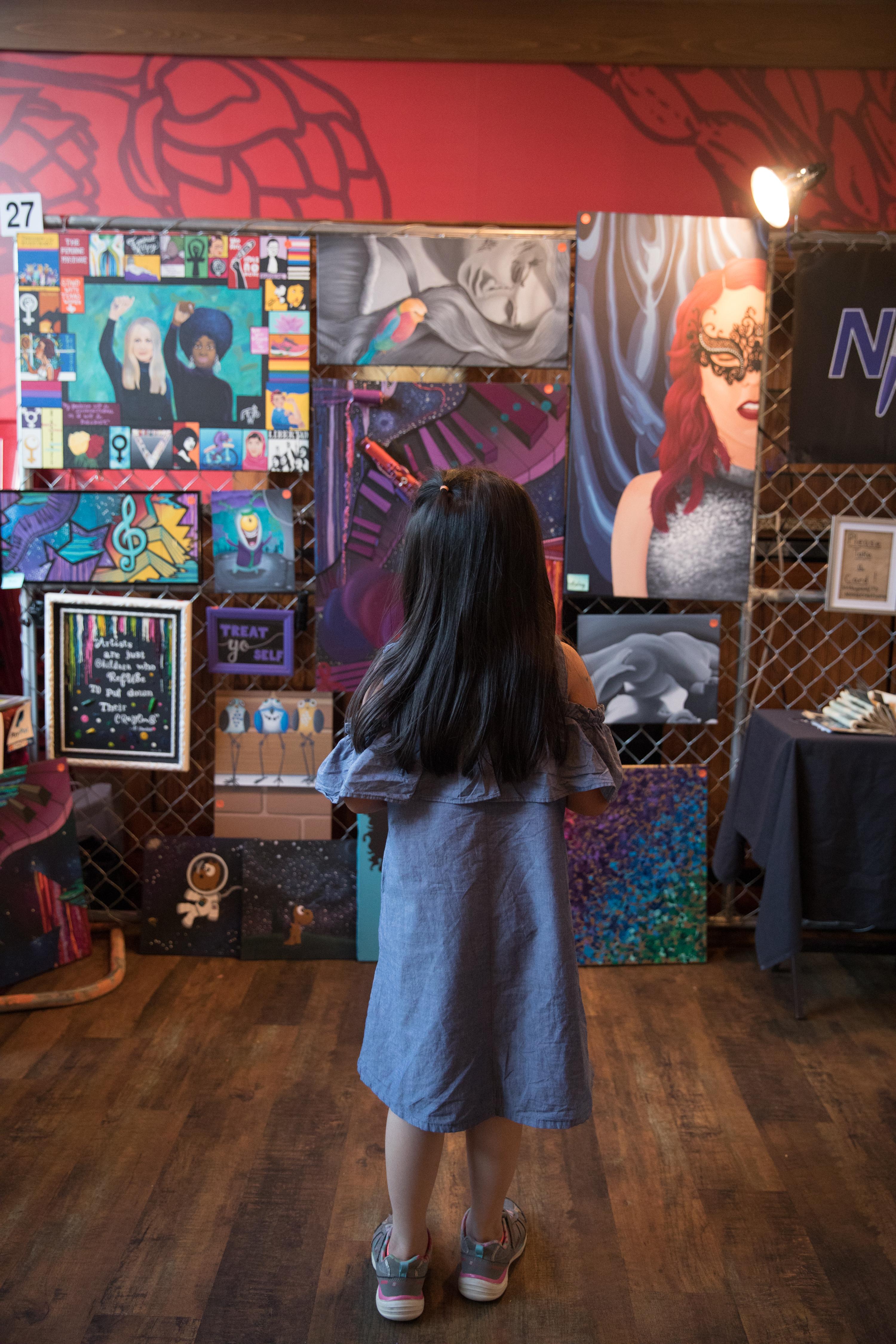 Conception Art Show